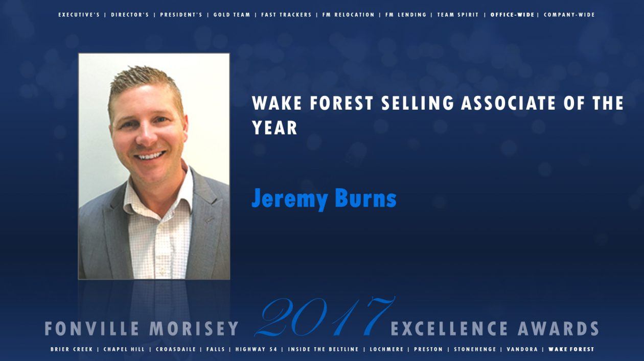 Jeremy Burns Real Estate